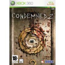Condemned 2 Xbox 360 (használt)