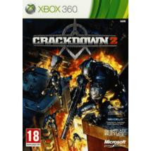 Crackdown 2 fémdobozos Xbox 360 (használt)