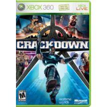 Crackdown Xbox One Kompatibilis Xbox 360 (használt)