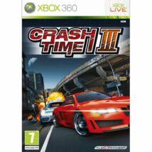 Crash Time III Xbox 360 (használt)