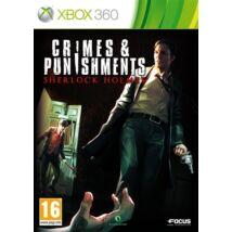 Sherlock Holmes Crimes & Punishments Xbox 360 (használt)