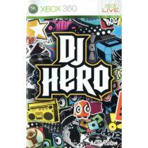 DJ Hero Xbox 360 (használt)