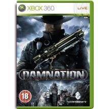 Damnation (18) Xbox 360 (használt)