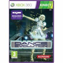 Dance Evolution Xbox 360 (használt)