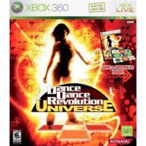 Dancing Stage Universe + Mat Xbox 360 (használt)