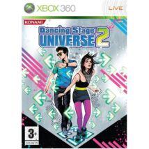 Dancing Stage Universe 2 Xbox 360 (használt)