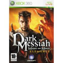 Dark Messiah of Might and Magic: Elements Xbox 360 (használt)