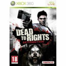 Dead to Rights Retribution Xbox One Kompatibilis Xbox 360 (használt)