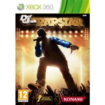 Def Jam Rapstar With Mic Xbox 360 (használt)