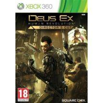 Deus Ex Human Revolution - Director's Cut Xbox 360 (használt)