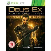 Deus Ex Human Revolution AE Xbox 360 (használt)