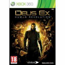 Deus Ex: Human Revolution Xbox One Kompatibilis Xbox 360 (használt)