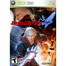 Devil May Cry 4 Xbox 360 (használt)
