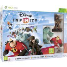 Disney Infinity Starter Pack Xbox 360 (használt)