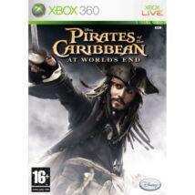 Disney Pirates of the Caribbean At World's End Xbox 360 (használt)