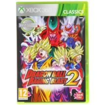Dragon Ball Raging Blast 2 Classics Xbox 360 (használt)