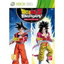 Dragon Ball Z Budokai HD Collection Xbox 360 (használt)