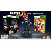 Dragonball Xenoverse Trunks Travel Edition Xbox 360 (használt)