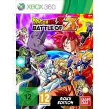 Dragonball Z Battle Of Z Goku Edition (Figure+Artbook) Xbox 360 (használt)