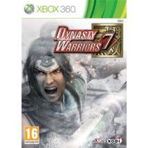 Dynasty Warriors 7 Xbox 360 (használt)
