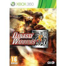 Dynasty Warriors 8 Xbox 360 (használt)