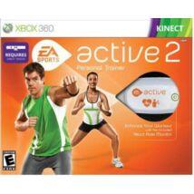 EA Sports Active 2 + Szívritmus mérő karperec Xbox 360 (használt)
