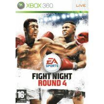 EA Sports Fight Night Round 4 Xbox 360 (használt)