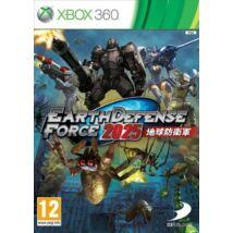 Earth Defense Force 2025 Xbox 360 (használt)