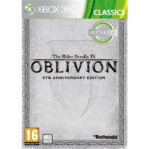 Elder Scrolls IV Oblivion 5th Anniv Ed Xbox 360 (használt)