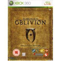 Elder Scrolls IV Oblivion Collectors Ed Xbox 360 (használt)