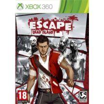 Escape Dead Island Xbox 360 (használt)