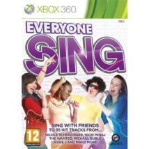 Everyone Sing Xbox 360 (használt)