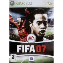 FIFA 07 Xbox 360 (használt)