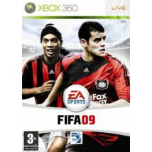 FIFA 09 Xbox 360 (használt)