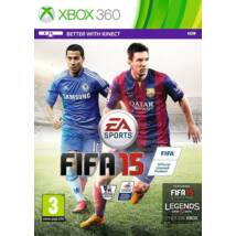 FIFA 15 Xbox 360 (használt)