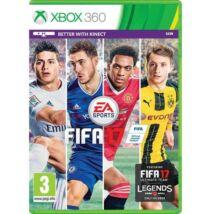 FIFA 17 Xbox 360 (használt)