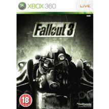 Fallout 3 (18) + Figurine Xbox 360 (használt)