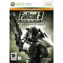 Fallout 3 - Operation Anchorage & The Pitt Xbox 360 (használt)
