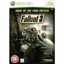 Fallout 3 GOTY Ed (18) (2 Disc) Xbox 360 (használt)