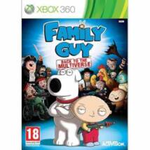Family Guy: Back to the Multiverse Xbox 360 (használt)