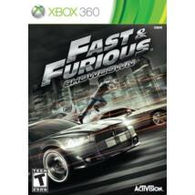 Fast Furious Showdown Xbox 360 (használt)