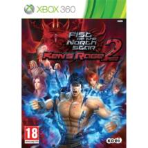 Fist Of The North Star Kens Rage 2 Xbox 360 (használt)