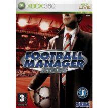 Football Manager 2008 Xbox 360 (használt)