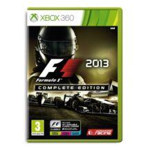 Formula 1 2013 - Complete Edition Xbox 360 (használt)