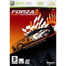 Forza Motorsport 2 Ltd Edition Xbox 360 (használt)