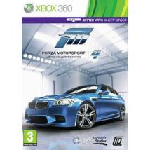 Forza Motorsport 4 Limited Collector's Edition Xbox 360 (használt)