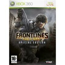Frontlines Fuel of War Special Edition Xbox 360 (használt)