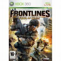 Frontlines Fuel of War Xbox One Kompatibilis Xbox 360 (használt)