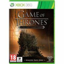 Game Of Thrones (Telltale Games) Xbox 360 (használt)