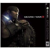 Gears Of War 3 (18) Epic Ed Xbox 360 (használt)